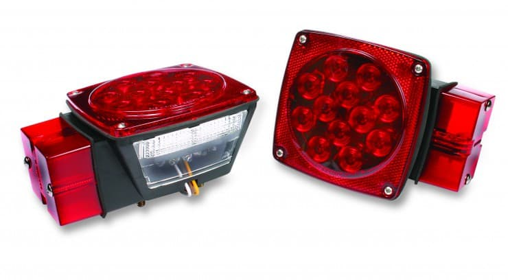 Submersible Trailer Light