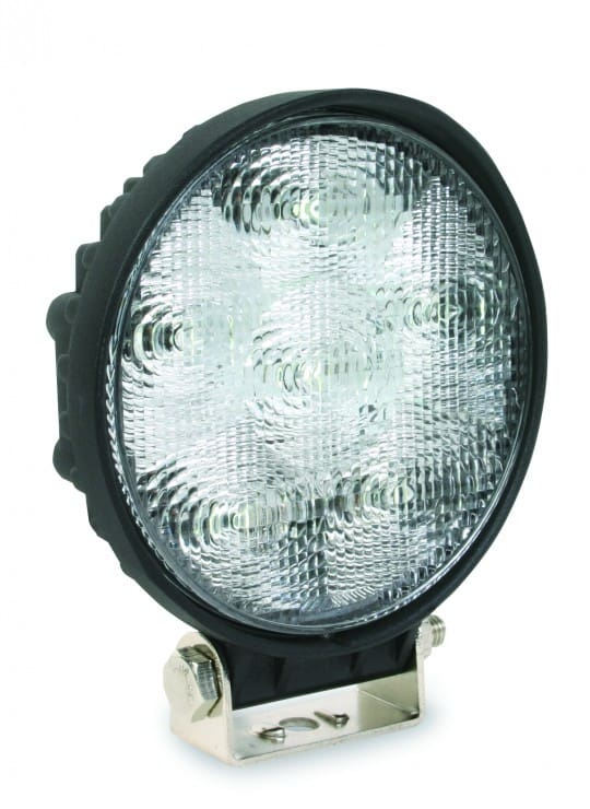 4 Round LED