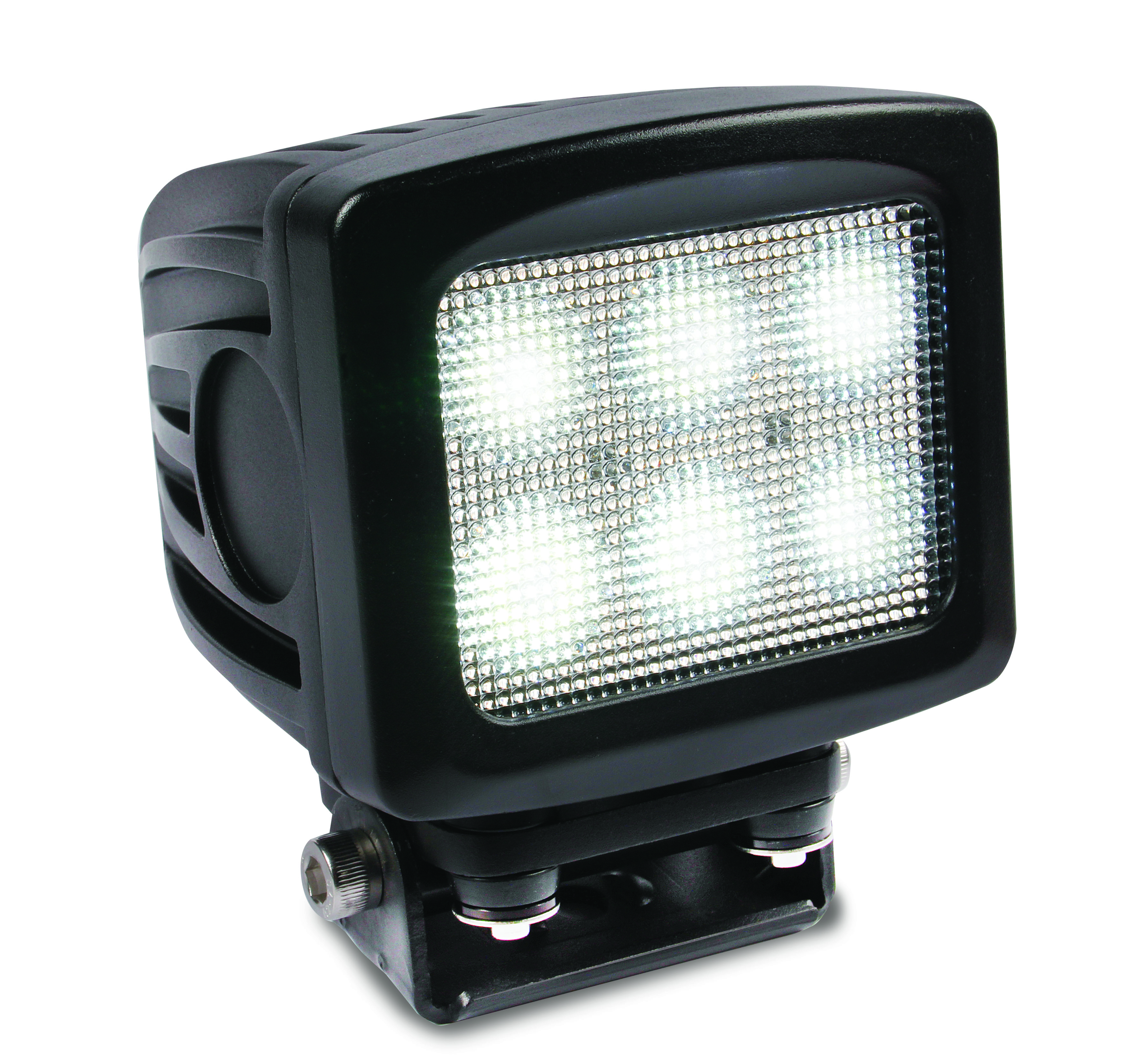 led 60 watt flood work light custer products. Black Bedroom Furniture Sets. Home Design Ideas