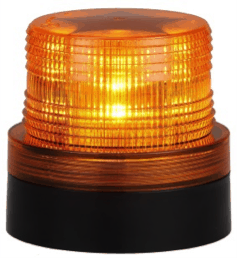 Magnetic-LED-Flashing-Beacon-Amber