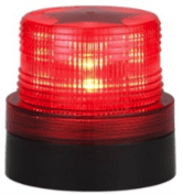 Magnetic-LED-Flashing-Beacon-Red