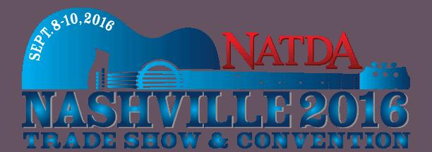 NATDA Show logo
