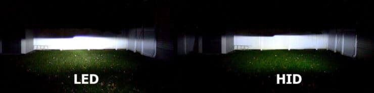 LED vs HID