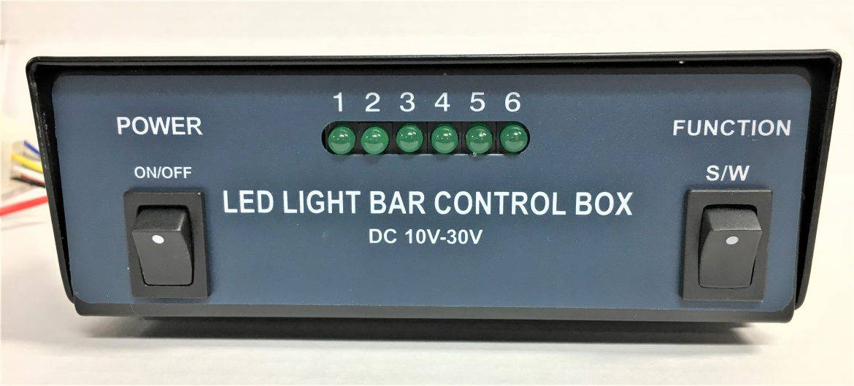 Strobe Control Box for STR Bars & Strobe Control Box for STR Bars - Custer Products Custer Products Aboutintivar.Com