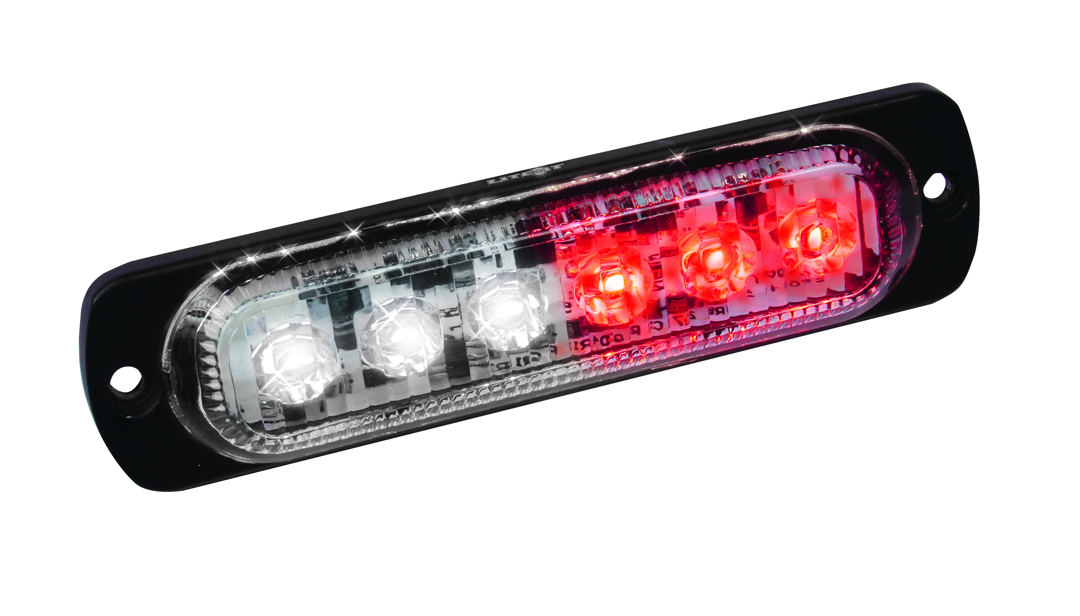 Led Low Profile Strobes With 19 Flash Patterns Custer Products Wig Wag Flasher Wiring Diagram